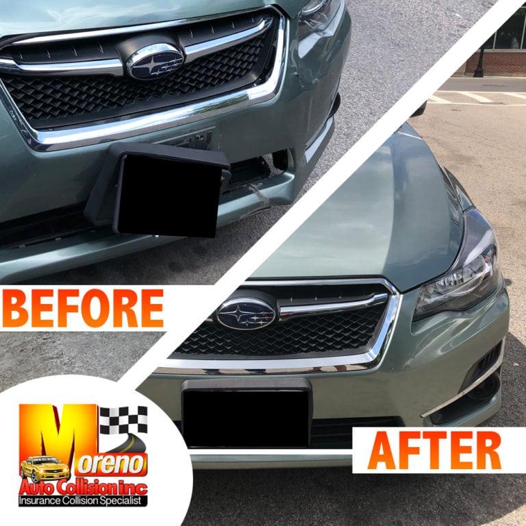 Moreno Auto Collision Inc.  Auto Collision - Auto Repair Boston